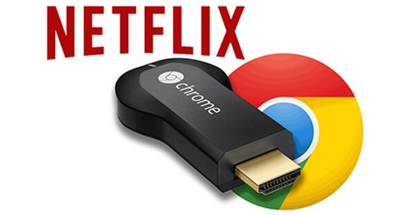 US Netflix on Chromecast