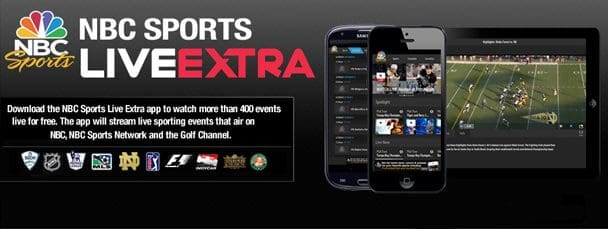 Watch NBC Live Sports Extra Outside of the US