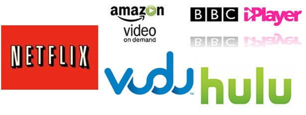 VPN Streaming services
