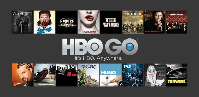 Signing up for HBO online