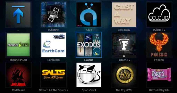 Movie Addons for Kodi