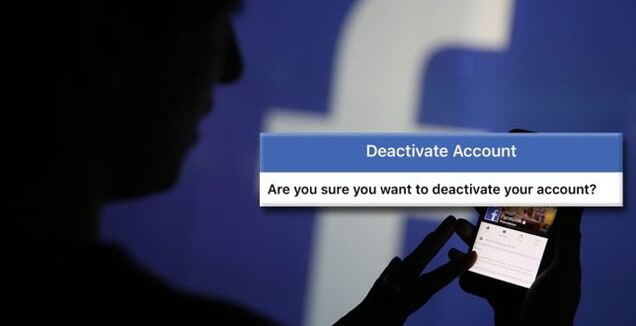Deactivating Your Facebook Account