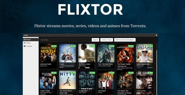 Flixtor streaming site