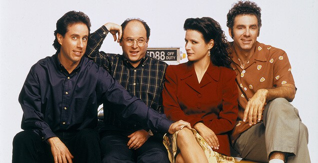 Seinfeld TV shows