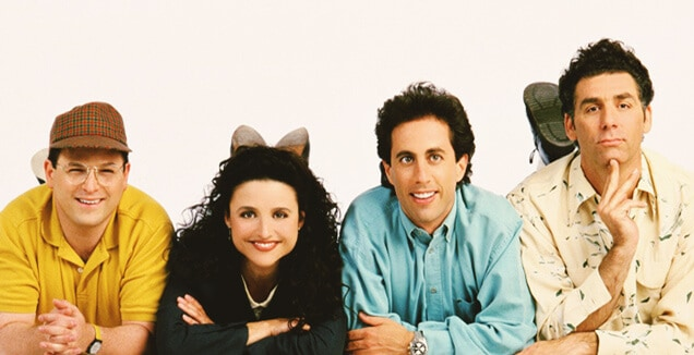 Watch Seinfeld on HULU