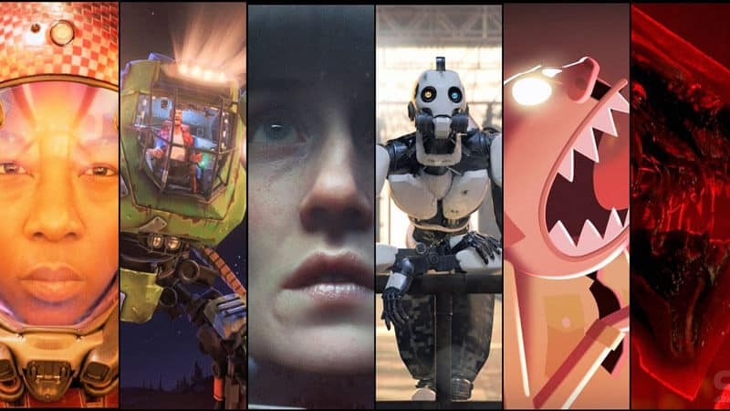 Love, Death and Robots animated series