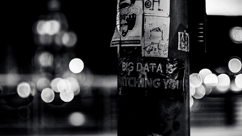 big data and your privacy online