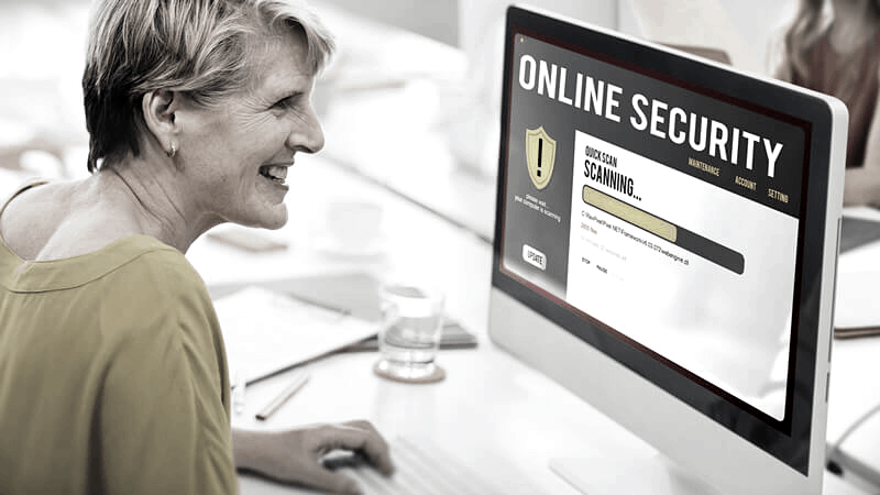 internet security for seniors and adults