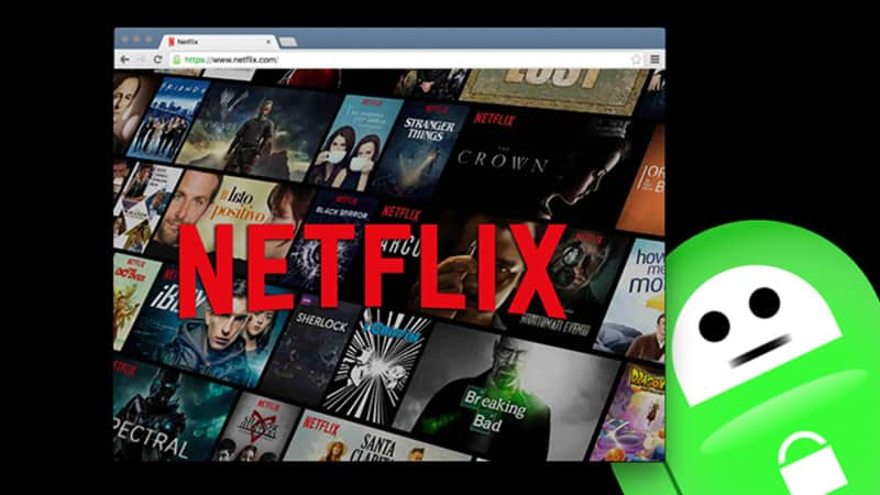 Private Internet Access to stream US Netflix