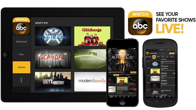 Watch ABC Live Online Anywhere