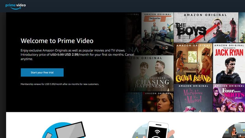 Amazon Prime Watch Premier League Online