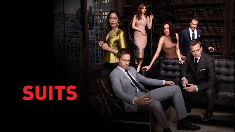 Watch All Season Suits Online by Harvey Specter