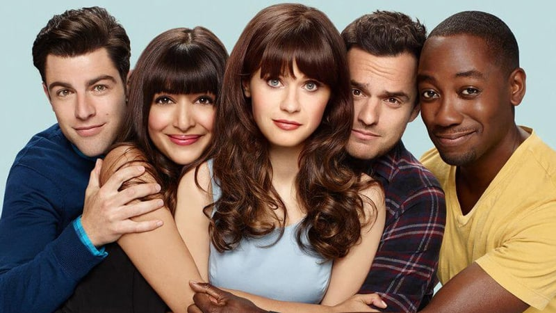 Watch every season of New Girl Online