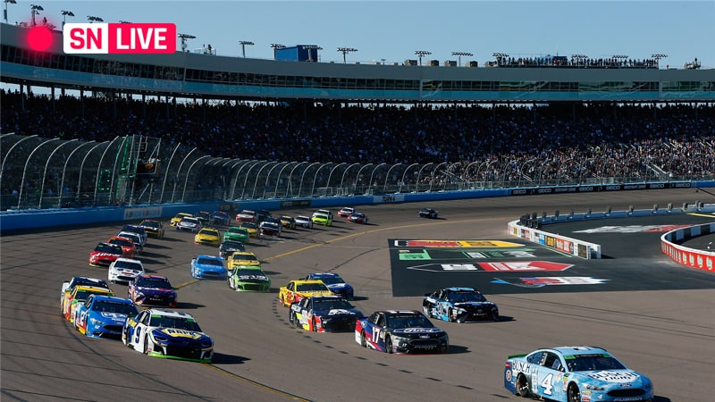 Watch NASCAR Live Online for Free