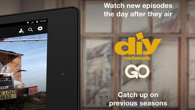 Watch DIY Network Without Cable