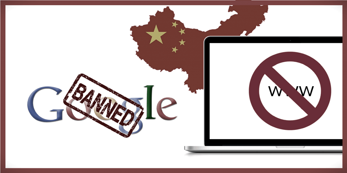 Why is Google Blocked in China