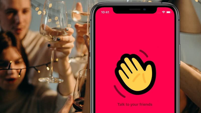 House Party App Goup Video Chat