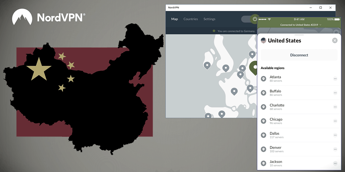 Can I Use NordVPN in China