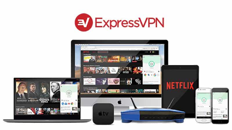 ExpressVPN for Mexican Netflix in America