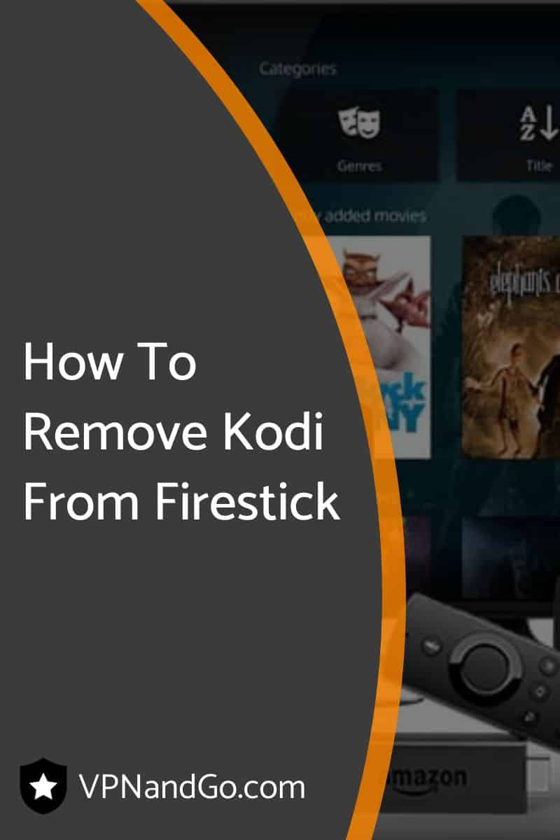 How To Remove Kodi From Firestick
