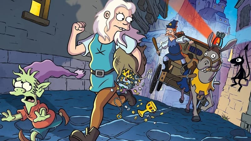 Best VPN to Watch Disenchantment