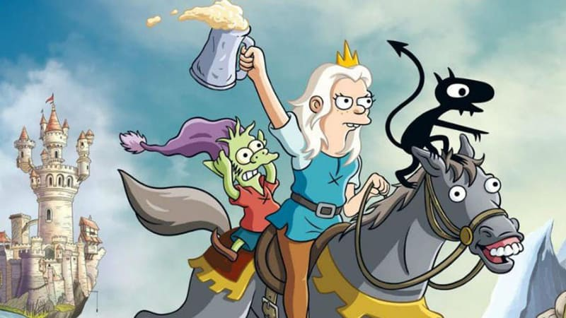 Watch Disenchantment Season 2